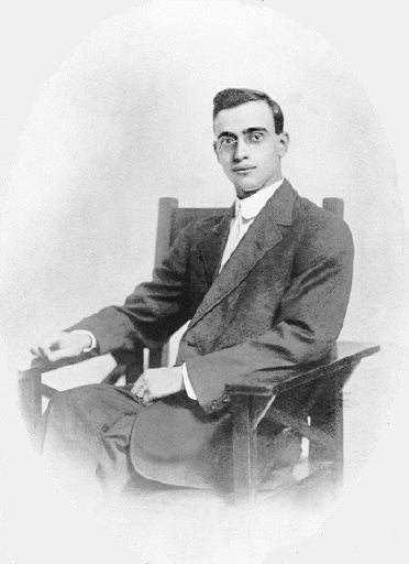 C.P. Connolly Photo of Leo Max Frank