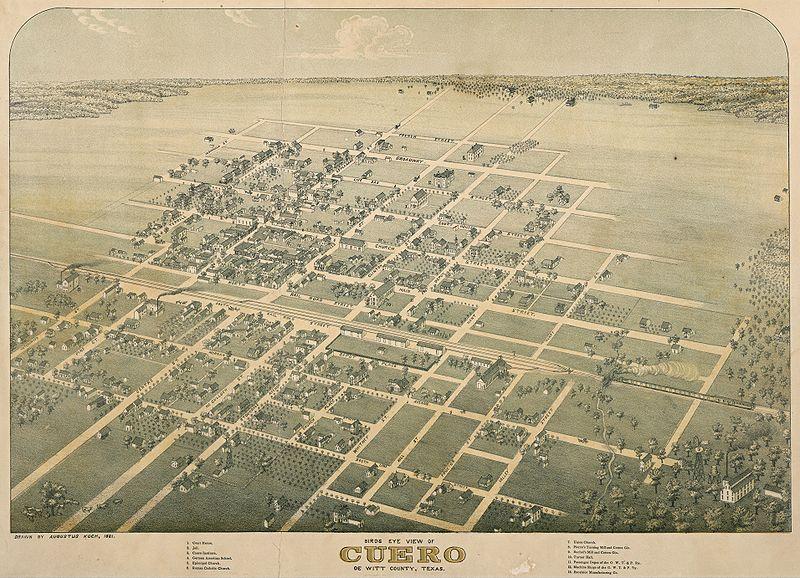 Leo Frank Cuero Texas