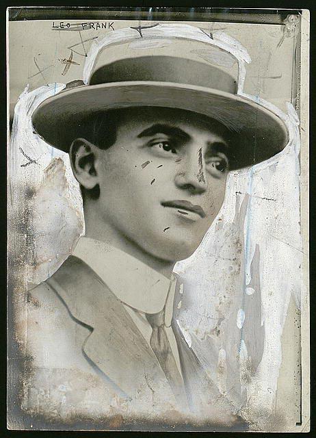 Leo Frank Vintage Photo