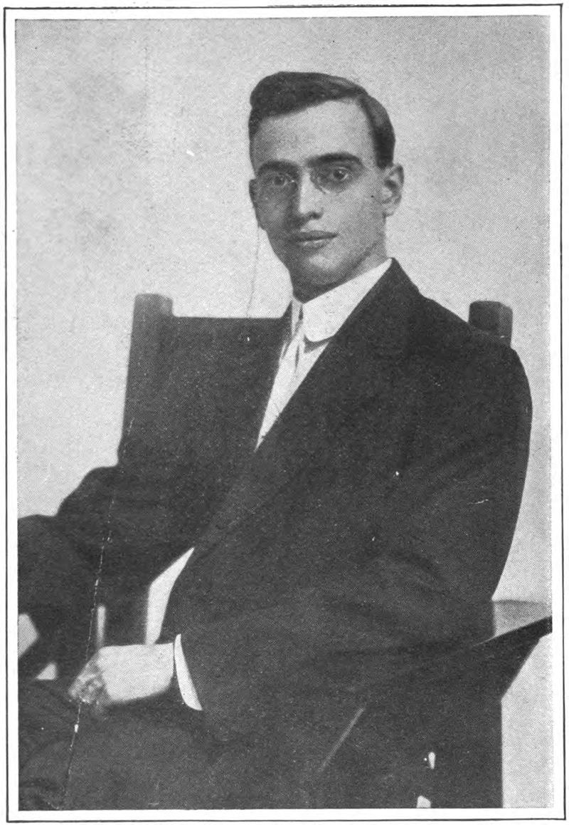 Leo Frank seated