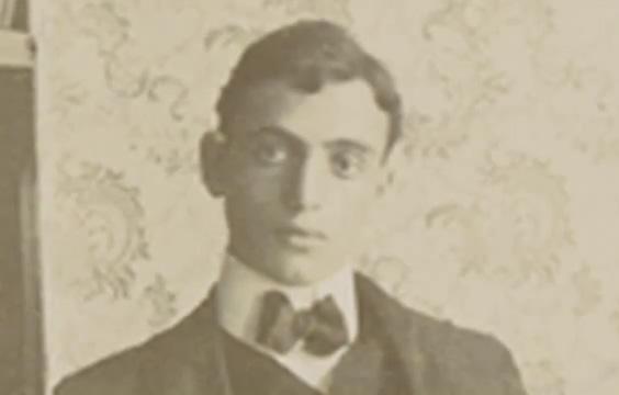 Leo Frank Brooklyn NY 1902