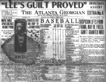 The Leo Frank Case: The Lynching of a Guilty Man, part 2 thumbnail